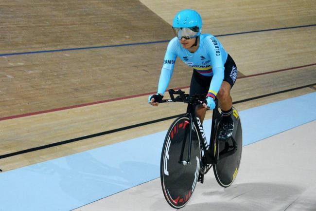 Alejandro Perea consigue otro oro en el Mundial de Paraciclismo