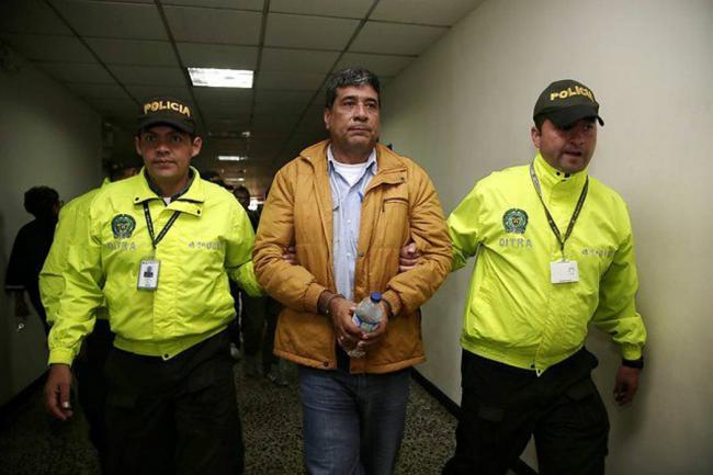 Juez envió a la cárcel al ex lider caminonero, Pedro Aguilar