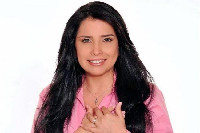 Se entregó a las autoridades la senadora electa Aida Merlano
