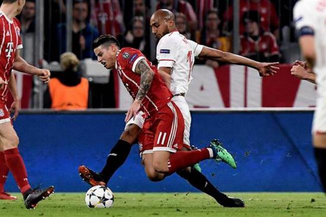Choque de trenes en las semifinales de la Champions League