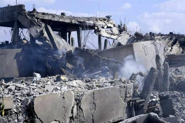 Estados Unidos está listo para bombardear de nuevo Siria