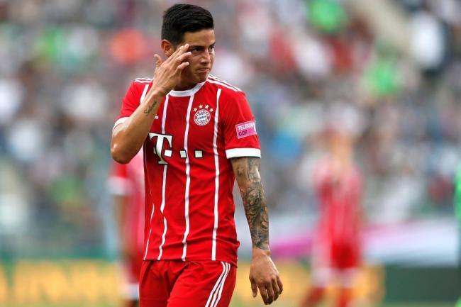 Jugar ante el Madrid no lo tomo como revancha — James