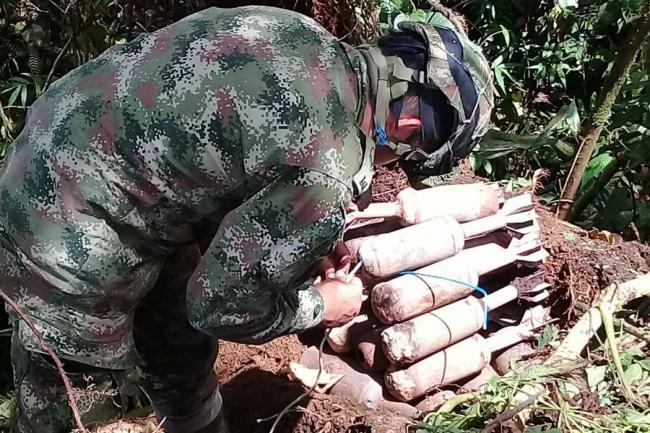 Dos infantes de marina fueron asesinados por disidencias en Guaviare