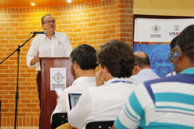 Procurador Carrillo advierte regreso de las 'casas de pique — Tumaco