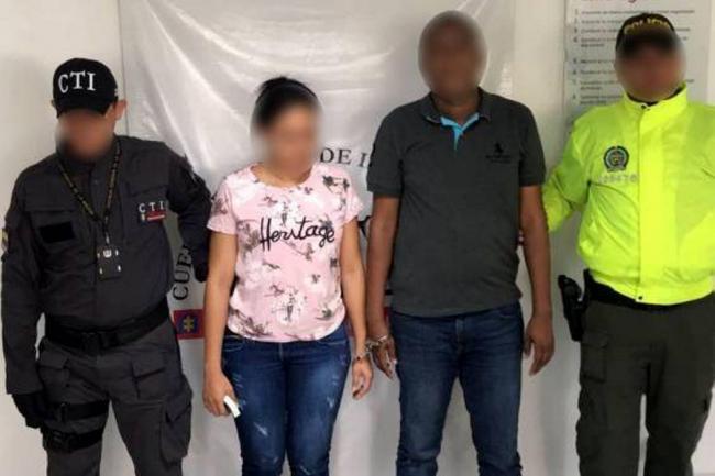 Capturan al hijo del alcalde de Buenaventura, acusado de lavado de activos