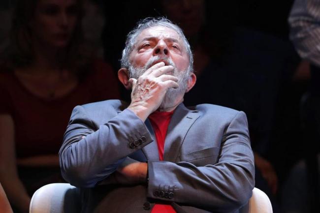 Expresidente brasileño Lula da Silva cumple un mes en prisión