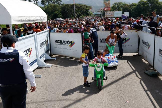 Ya se han registrado más de 203.000 venezolanos: Felipe Muñoz