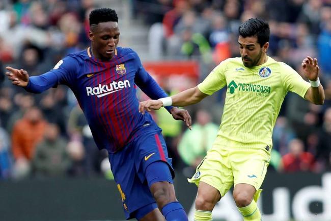 Levante termina con el invicto del Barcelona