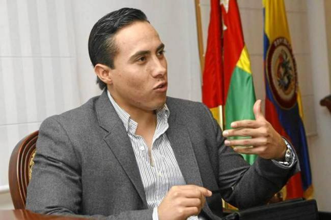 Procuraduría sancionó por ocho meses al ex gobernador Richard Aguilar