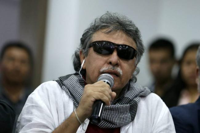 JEP suspende el trámite de extradición de Jesús Santrich