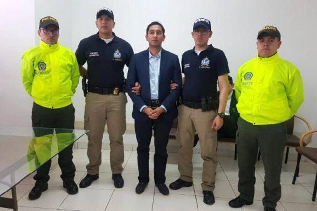 Exfiscal Moreno seguirá colaborando con la justicia pese a su extradición