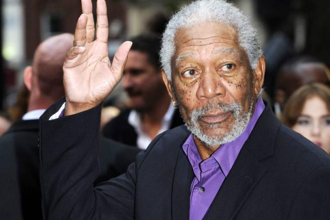 Mujeres acusan a Morgan Freeman de conducta indebida y acoso