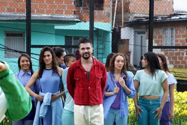 Juanes lanza sencillo