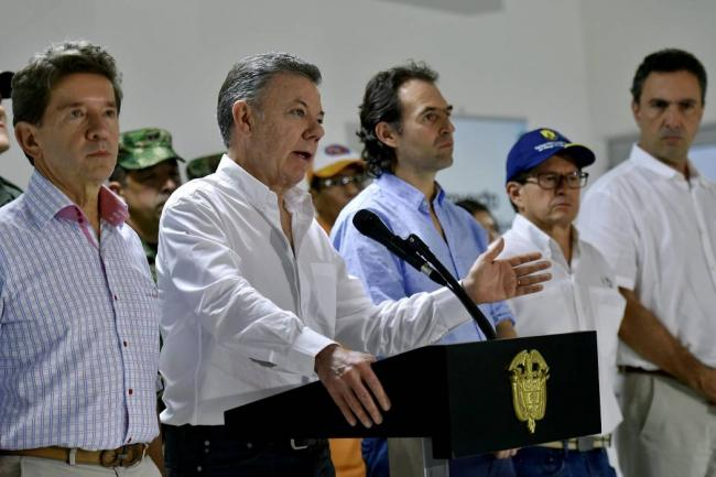Presidente Santos: