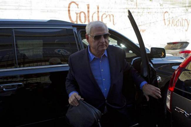 Ricardo Martinelli llega a Panamá extraditado desde Estados Unidos