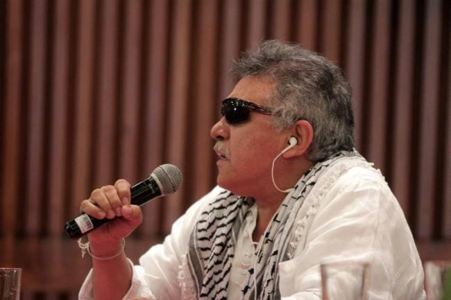 JEP envía a Corte colombiana pedido de no extradición de Jesús Santrich