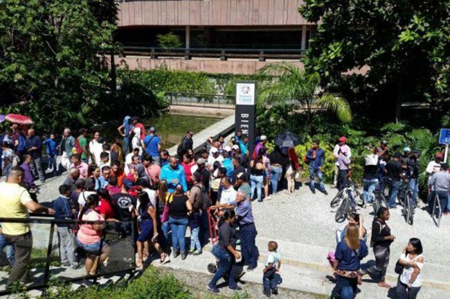 800 mil venezolanos tienen la intención de quedarse en Colombia