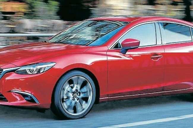 Suministrada Mazda / VANGUARDIA LIBERAL
