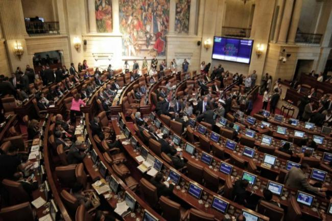 Senado aplaza votación de la ley de procedimiento de la JEP