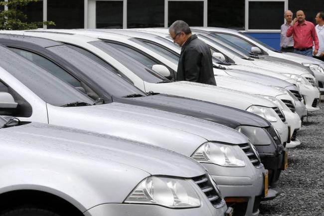 Spark fue el auto más vendido durante el primer semestre — Colombia