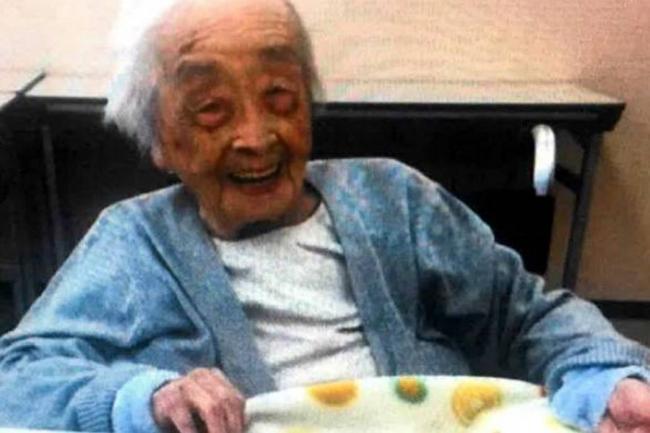 A los 117 años, fallece la persona más vieja del mundo