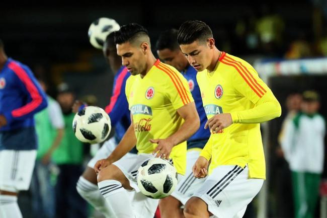 Colombia jugará amistoso con Estados Unidos en octubre