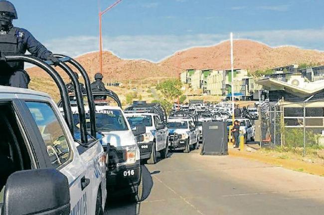 Las 11 personas asesinadas en Ciudad Juárez fueron ahorcadas: fiscal