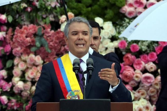 Presidente Duque realiza consejo de seguridad en el Catatumbo