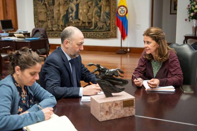 Colombia confirma retiro de Unasur a tres días de nuevo Gobierno