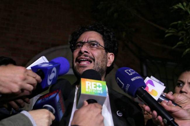 Por injuria y calumnia denuncian al congresista del uribismo, Álvaro Hernán Prada