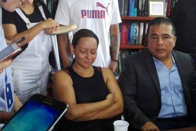 En libertad mujer que reunió a pasajeros del 'narcobus' accidentado en Ecuador