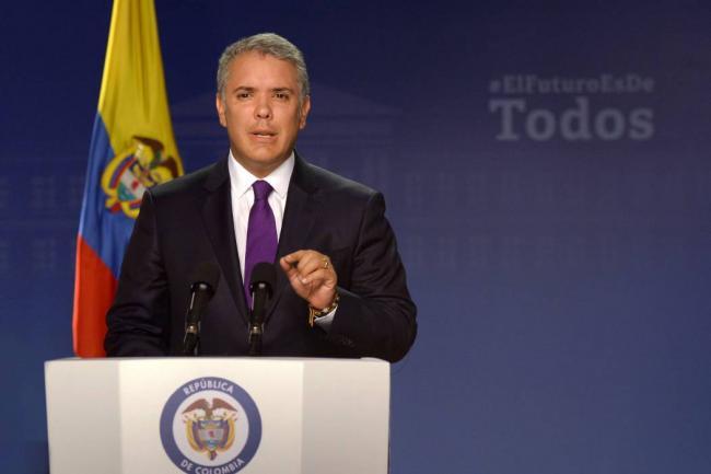 Colombia urge aunar esfuerzos para tratar exodo de venezolanos