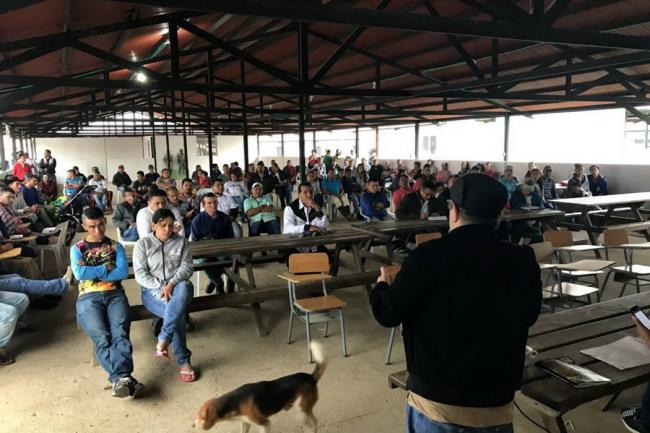 Senadores viajan a suroeste colombiano para indagar paradero de Iván Márquez