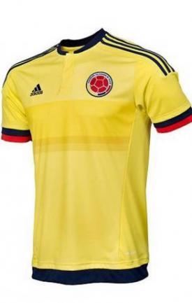 adidas camisetas colombia