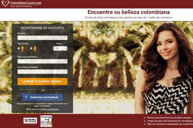 Sitio de citas de colombia