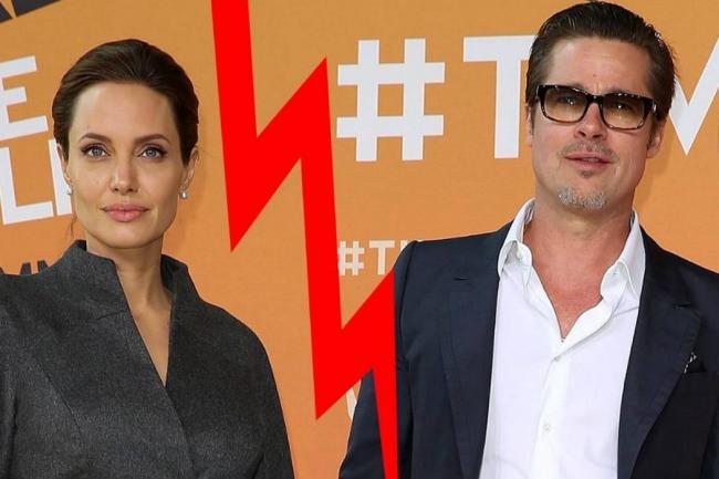 Los memes sobre el divorcio de Brad Pitt y Angelina Jolie