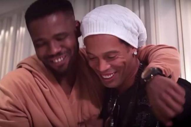 Así suena la canción de los Paralímpicos en la voz de Ronaldinho