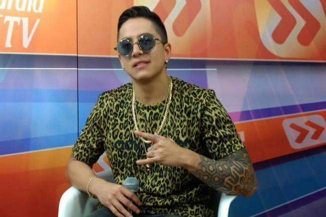 Andy Rivera presentó su sencillo 'Bailando Fue' en Bucaramanga