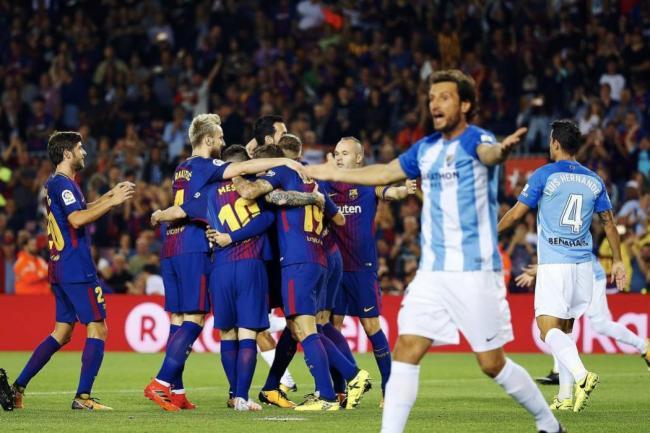 ¿Fue gol? La jugada del Barcelona por la que España pide implementar el VAR