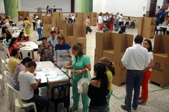 Radiografía electoral de las elecciones legislativas en Santander