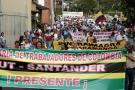 Trabajadores marcharán hoy en Bucaramanga