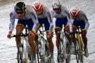 Cuarteta impuso récord Panamericano y buscará el Oro