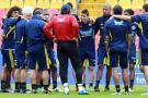 Lista la nómina de la Selección Colombia
