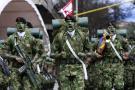 Fuerzas militares en capacidad de derrotar guerrilla, según sondeo