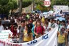 Estudiantes de la UIS marcharán a partir las 10 de la mañana