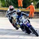 Óscar Felipe Carrero (#416) fue el piloto más destacado del Campeonato Departamental de Motovelocidad, pues se quedó con los títulos de las categorías 150 c.c. expertos, 200 c.c. y Libre. El próximo año Carrero representará a Colombia en el Campeonato Latinoamericano de Super Motard.