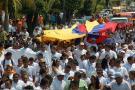 Bucaramanga marchó por los secuestrados