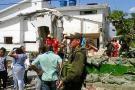 Cuatro muertos deja la explosión de carro-bomba en Villa Rica, Cauca