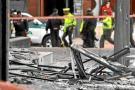 Explotó carro-bomba en Villa Rica, Cauca