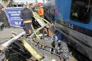 Aumenta a 50 el número de víctimas mortales de accidente ferroviario en Argentina